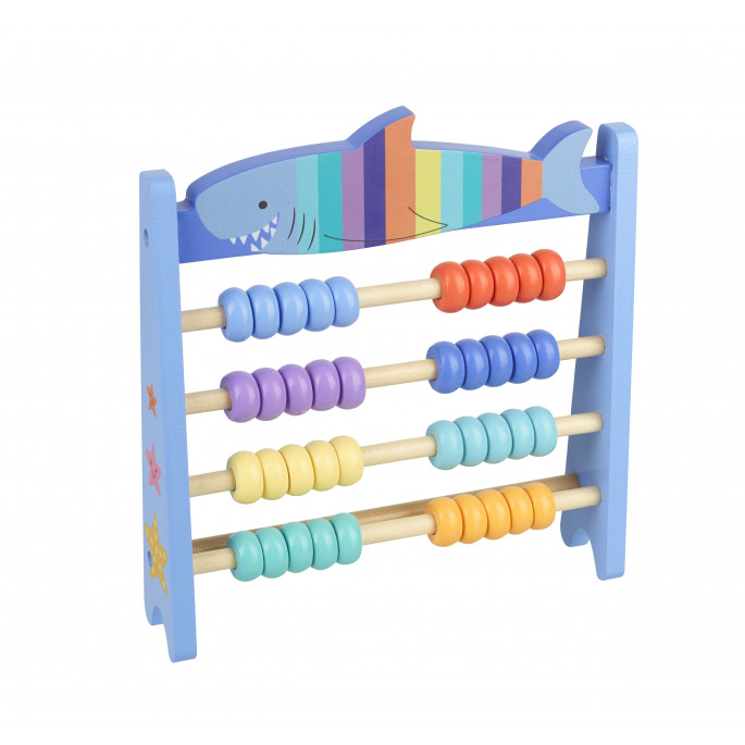 Shark Abacus (pack of 4)