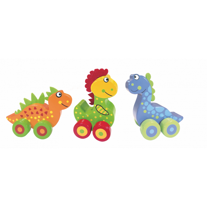 First Dinosaurs (pack of 4)