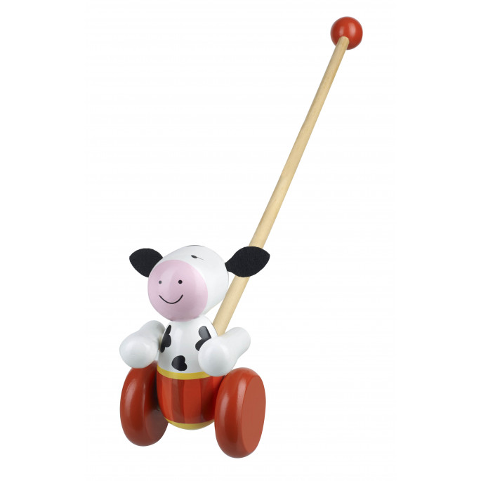 Cow Push Along (pack of 3)