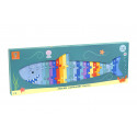 Shark Alphabet Puzzle (pack of 4)