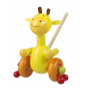 Giraffe Push Along (pack of 6)