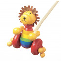 Lion Push Along (pack of 6)