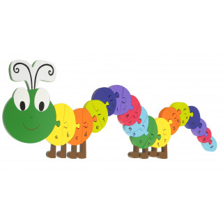 Alphabet Caterpillar Puzzle (pack of 4)