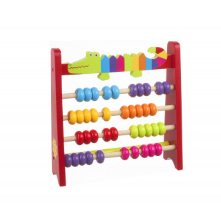 Crocodile Abacus (pack of 6)