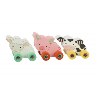 My First Farm Animals (set of 4)