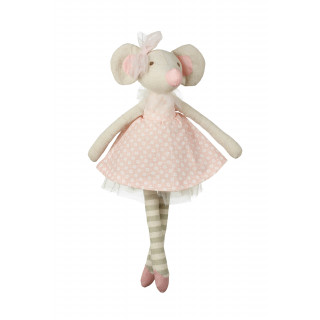 Mouse Doll (small) (pack of 4)