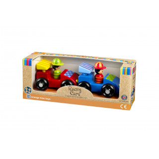 Racing Car Set (pack of 4)