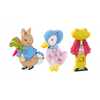 Peter Rabbit™ Mini Puzzle Set (pack of 6)