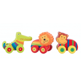 First Jungle Animals (pack of 4)