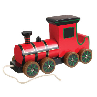 Steam Train Pull Along (pack of 4)