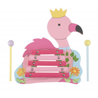 Flamingo Xylophone (pack of 4)